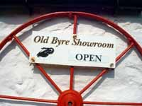 Old Byre Showroom, Isle of Arran