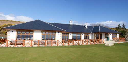 Shiskine Golf Clubhouse 2010