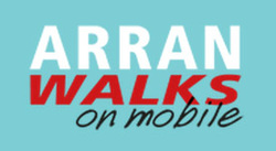 Arran Walks on Mobile